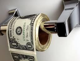 dirty money roll